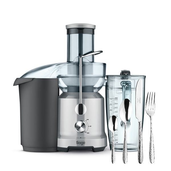 Sage The Nutri Juicer Cold With Free Gift