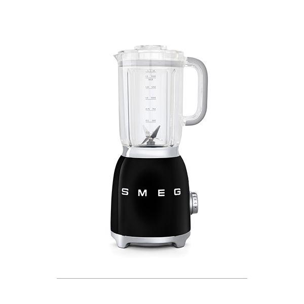 Smeg Retro Style Blender, Black