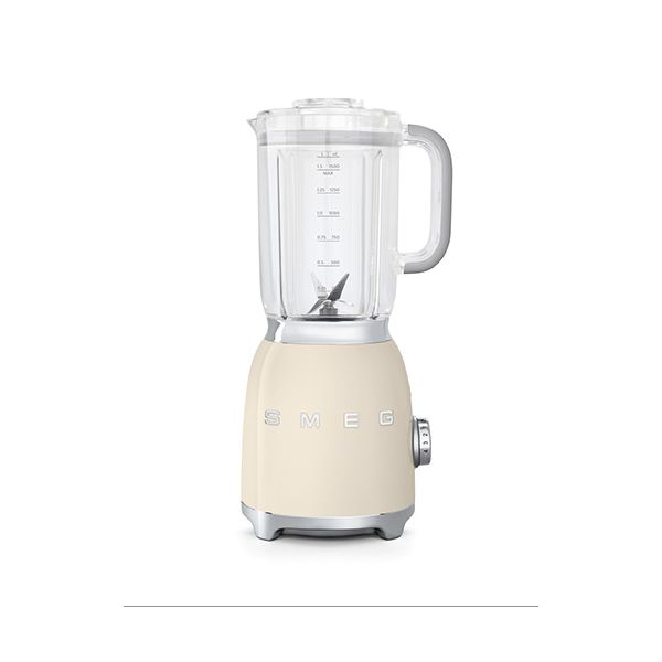 Smeg Retro Style Blender, Cream