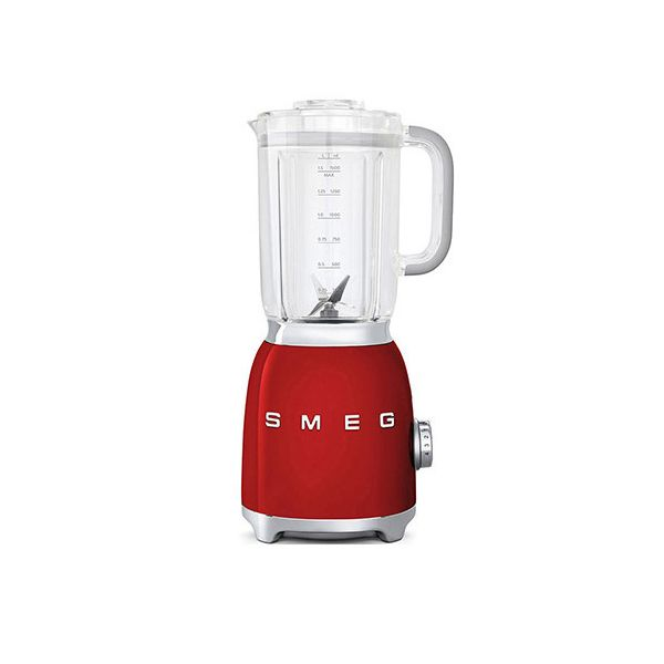 Smeg Retro Style Blender, Red
