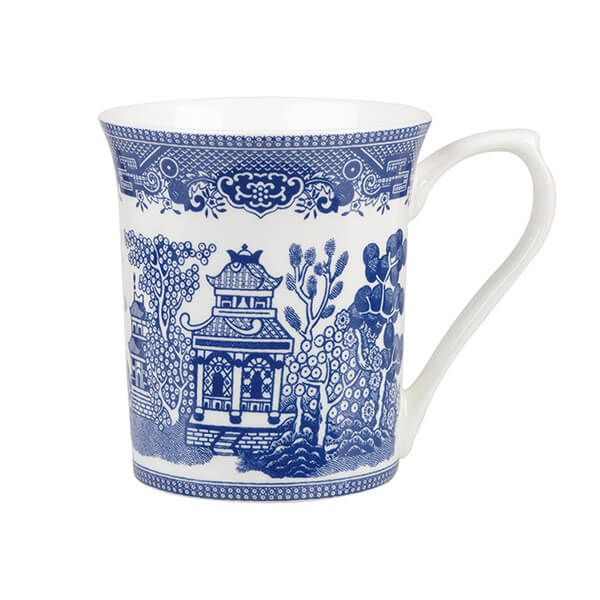 Churchill China Blue Willow Royale Mug Blue Willow 220ml