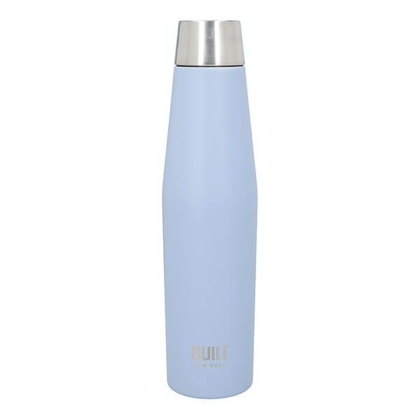 Built Apex 540ml Perfect Seal Water Bottle Arctic Blue