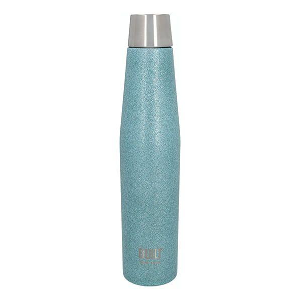 Built Apex 540ml Perfect Seal Water Bottle Aqua Glitter
