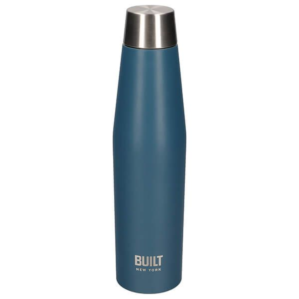 Built Retro Perfect Seal 540ml Teal Hydration Bottle