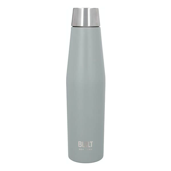 Built Apex 540ml Perfect Seal Water Bottle Storm Grey