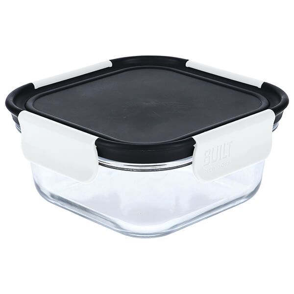 Built Professional Glass 700ml Lunch Box
