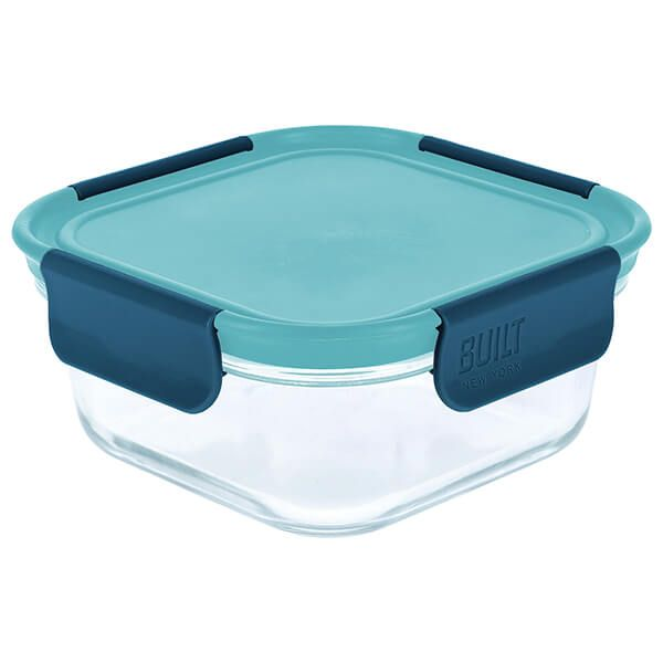 Built Retro Glass 700ml Lunch Box