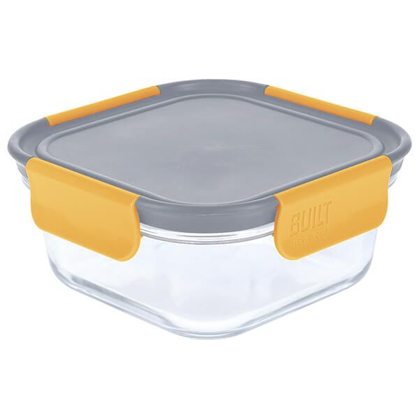 Built Stylist Glass 700ml Lunch Box
