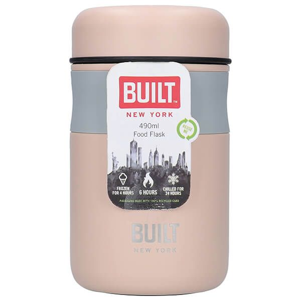 Built Mindful 490ml Food Flask