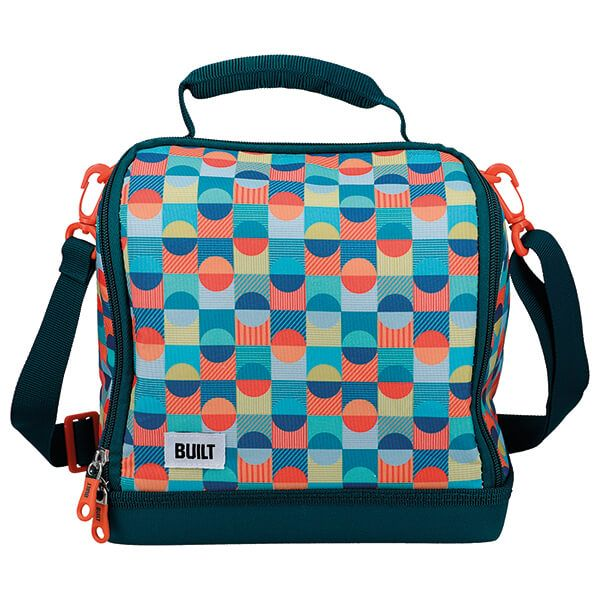 Built Retro 8 Litre Lunch Bag