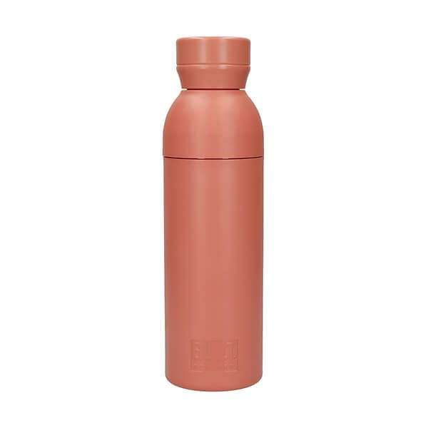 Built Planet 500ml Recycled Water Bottle Coral