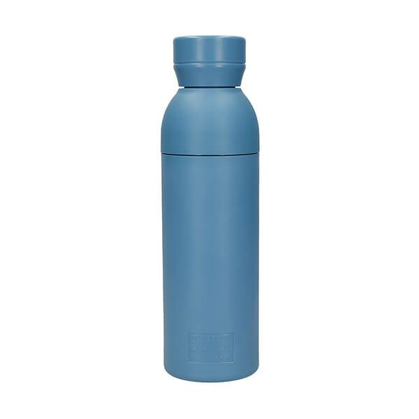 Built Planet 500ml Recycled Water Bottle Sea