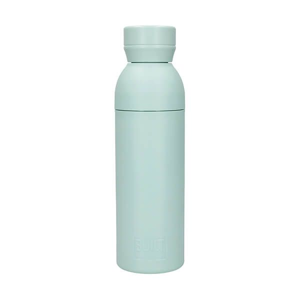 Built Planet 500ml Recycled Water Bottle Green