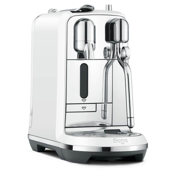 Sage Nespresso The Creatista Plus Sea Salt Coffee Machine
