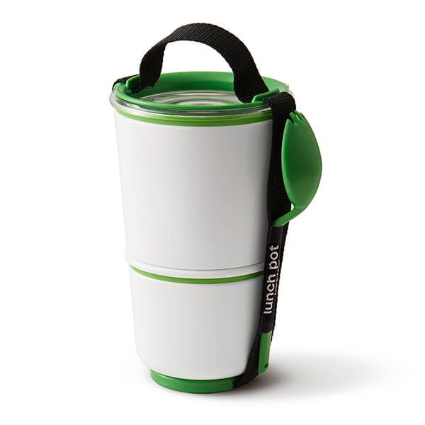 Black + Blum Box Appetit Lunch Pot Lime