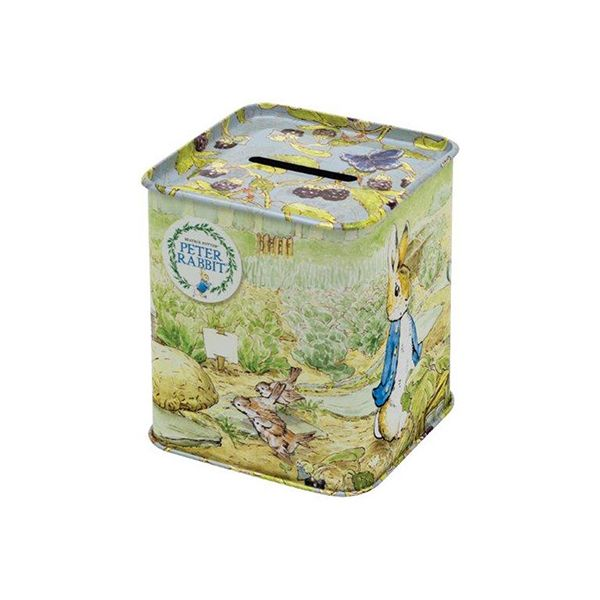 Peter Rabbit Square Money box