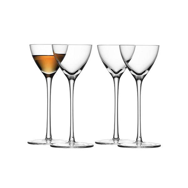 LSA Bar Liqueur Glass Set Of Four