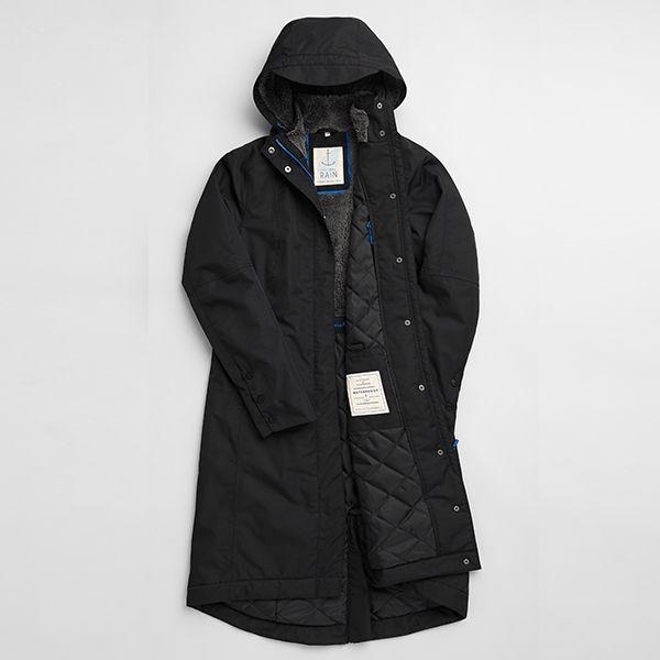 Seasalt Janelle Coat Black