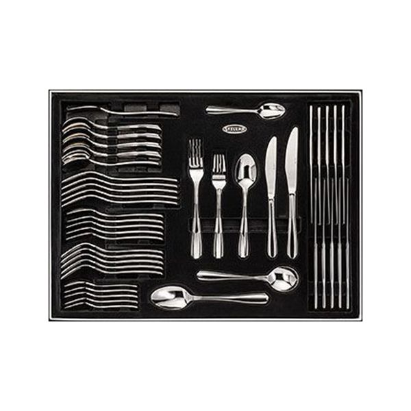 Stellar Sterling Stainless Steel 44 Piece Cutlery Gift Box Set