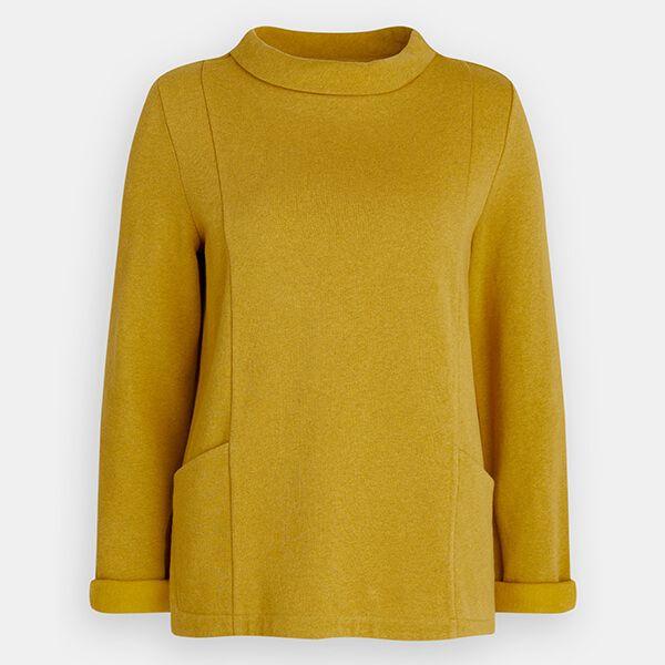 Seasalt Bareroot Sweatshirt Tansy