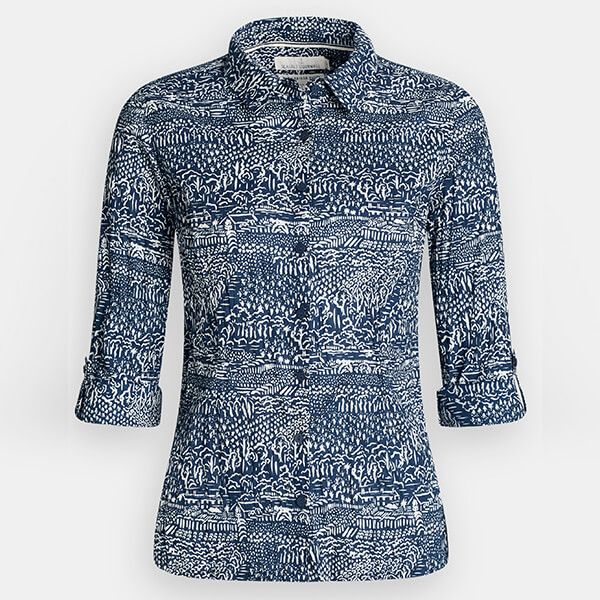 Seasalt Larissa Shirt St Martins Landscape Harbour