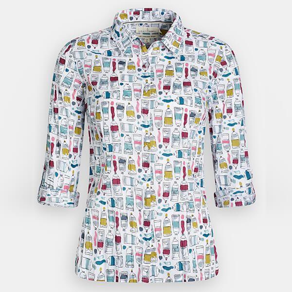 Seasalt Larissa Shirt Paint Box Mix