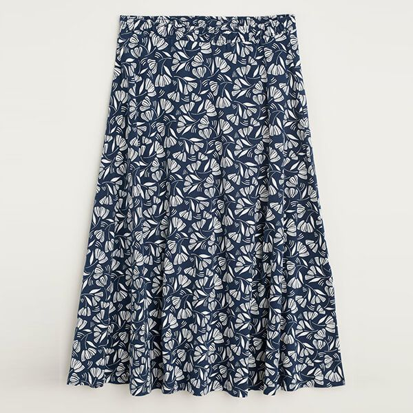 Seasalt Orchard Skirt Deco Stems Waterline