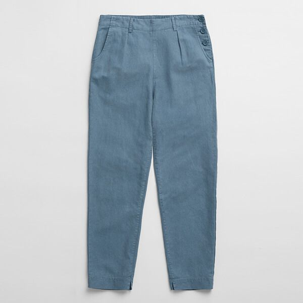 Seasalt Nanterrow Trousers Blue Sail