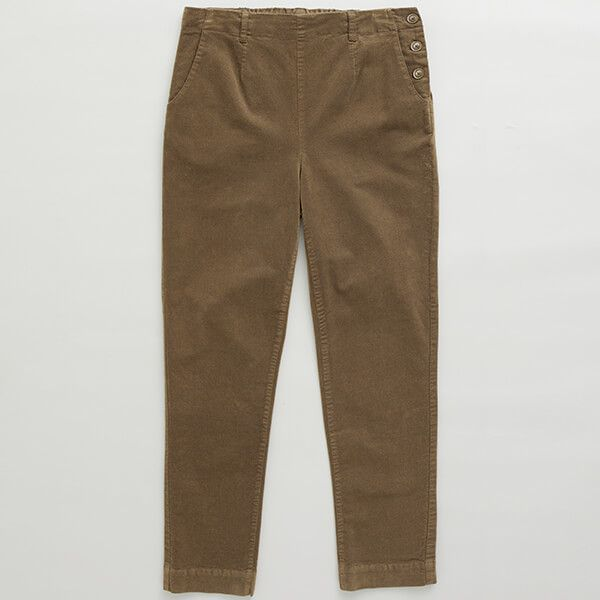 Seasalt Crackington Trousers Dark Seagrass