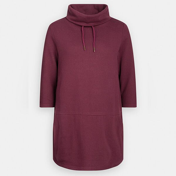 Seasalt Gwenver Sweatshirt Merlot