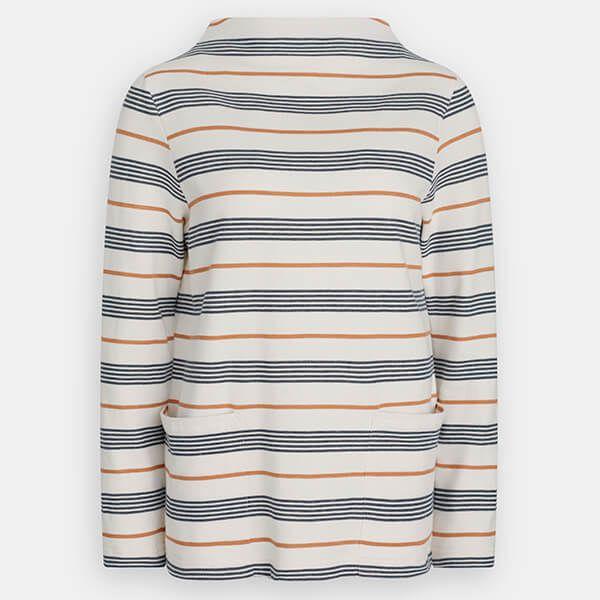 Seasalt Oceangoing Sweatshirt Gwennol Ecru Magpie