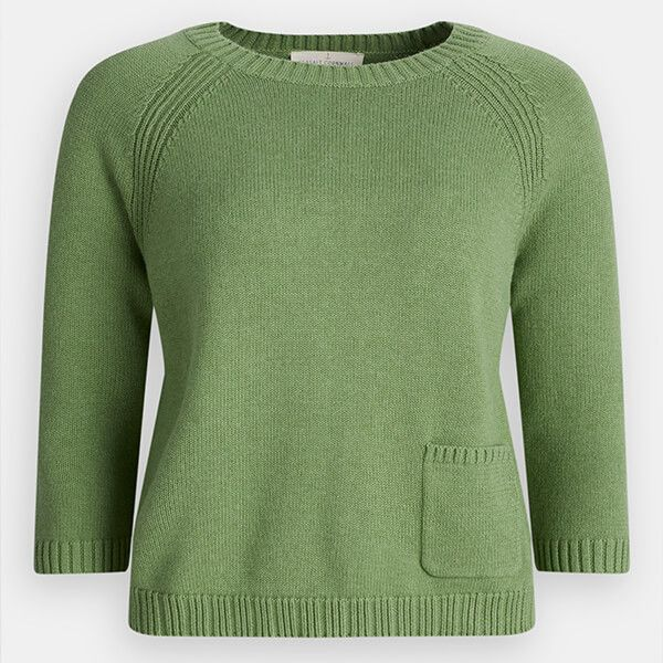 Seasalt Traverse Jumper Samphire