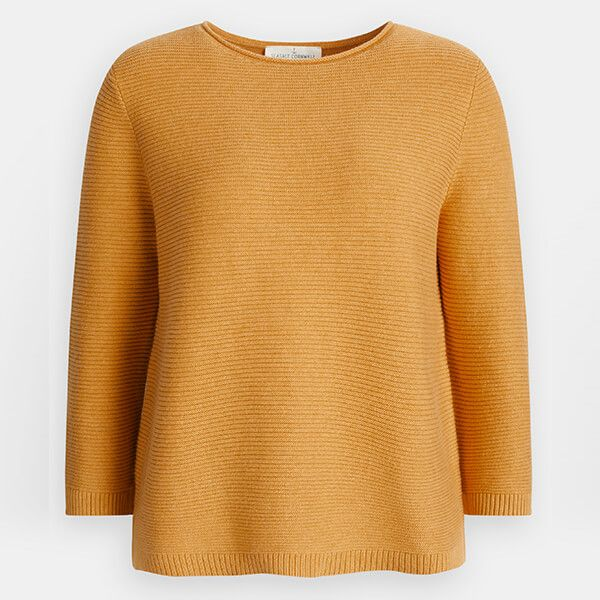 Seasalt Makers Jumper Sunglow