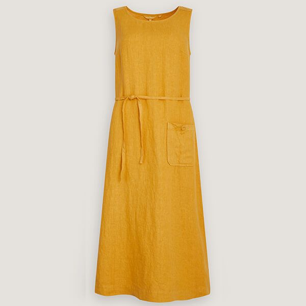 Seasalt Sketch Pad Dress Sandstone