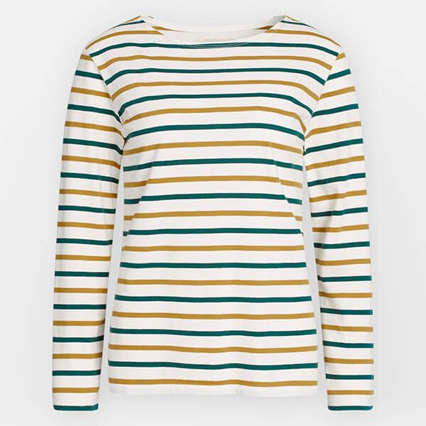 Seasalt Sailor Shirt Duet Verte Kelp