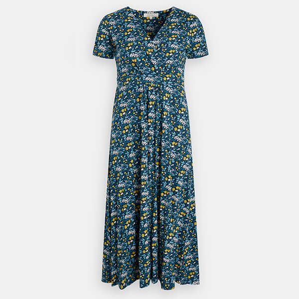 Seasalt Chapelle Dress Flower Marks Harbour