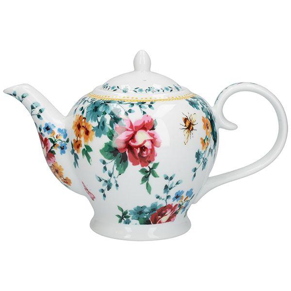 Katie Alice Bohemian Spirit 6 Cup Teapot