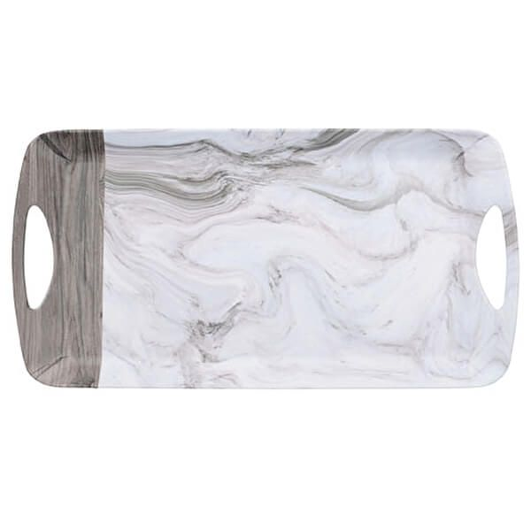 Creative Tops Marble Small Luxury Handled Tray