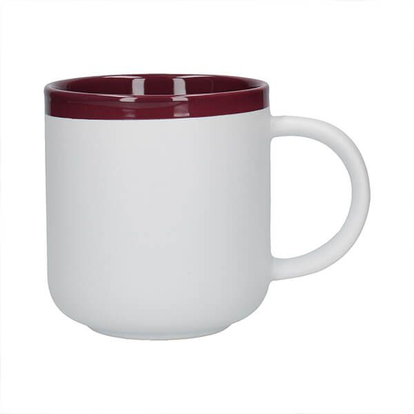 La Cafetiere Barcelona 480ml Latte Mug Plum