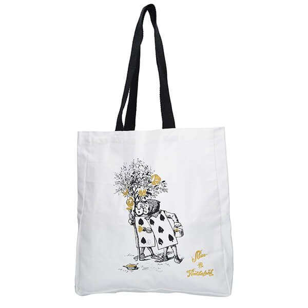 Alice In Wonderland The Gardeners Shopper Bag