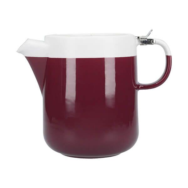 La Cafetiere Barcelona 1200ml Teapot Plum