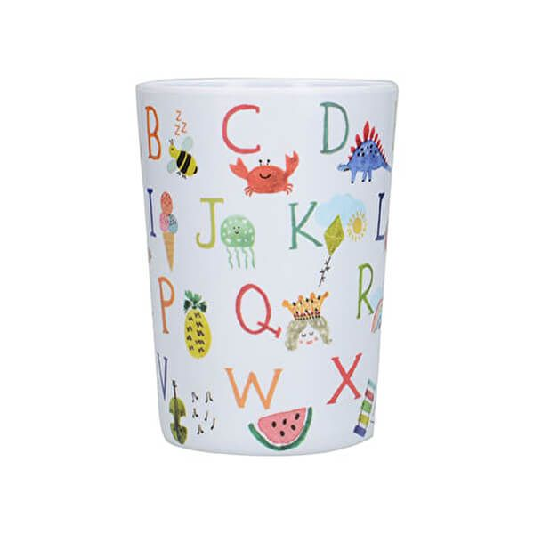 Creative Tops Alphabet Tumbler