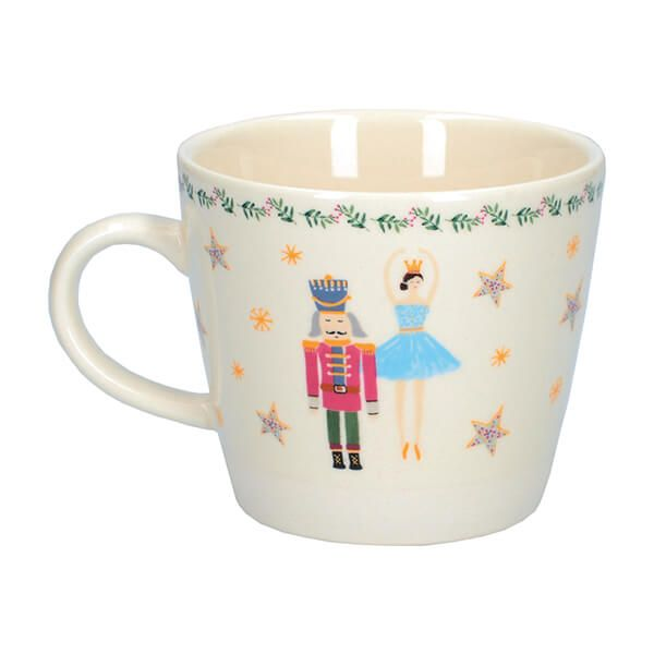 The Nutcracker Collection Ballerina Conical Mug