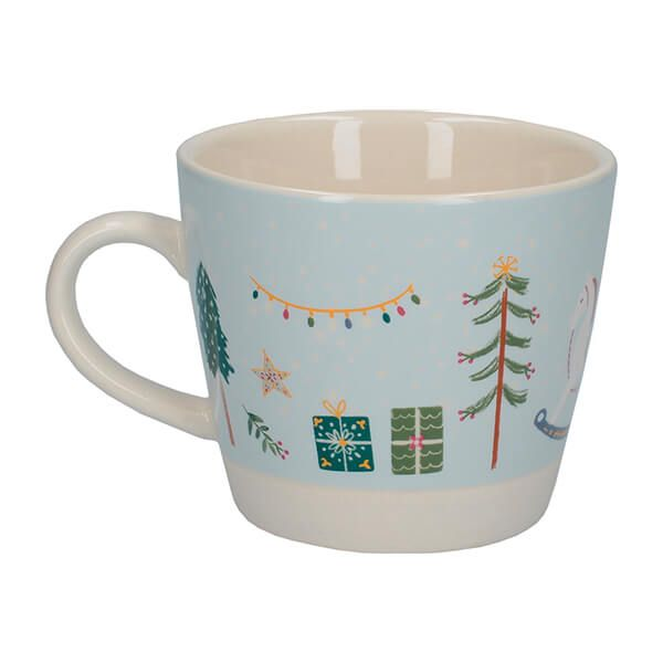 The Nutcracker Collection Christmas Trees Conical Mug