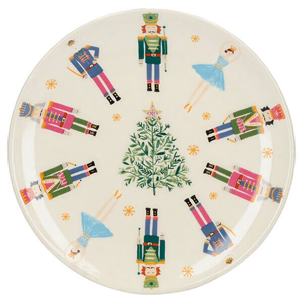 The Nutcracker Collection Nutcracker Canape Plate