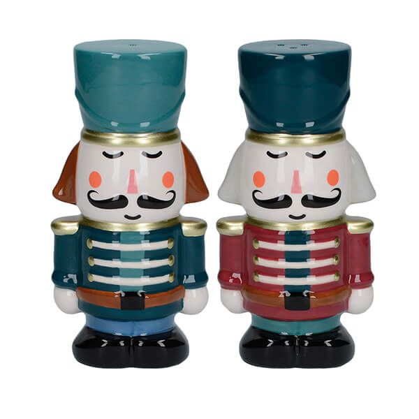 The Nutcracker Collection Salt & Pepper Shakers