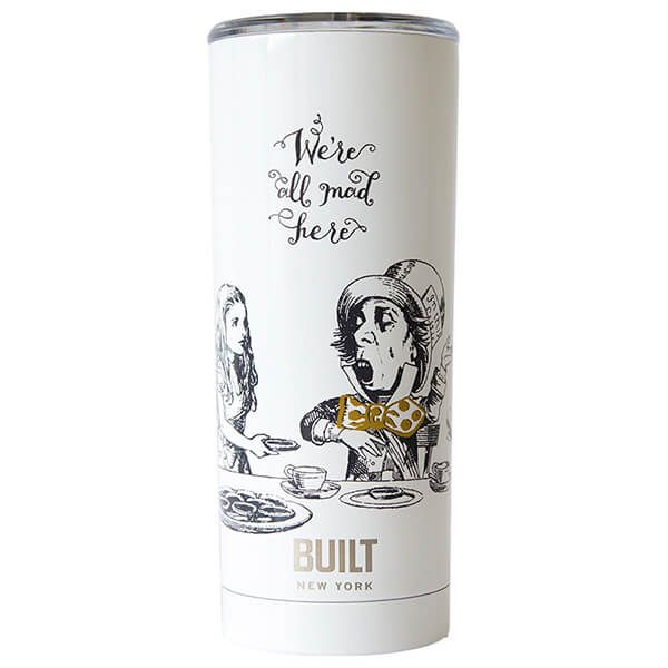 Alice In Wonderland Double Walled Tumbler 590ml