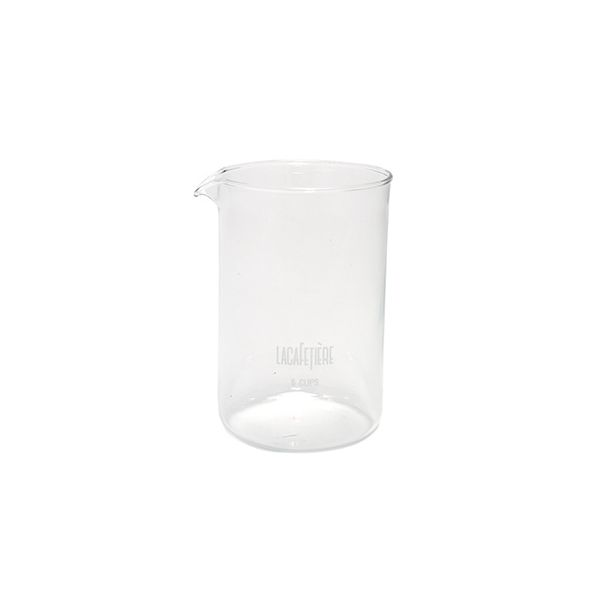 La Cafetiere 6 Cup Glass Beaker