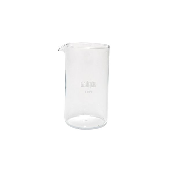 La Cafetiere 8 Cup Glass Beaker