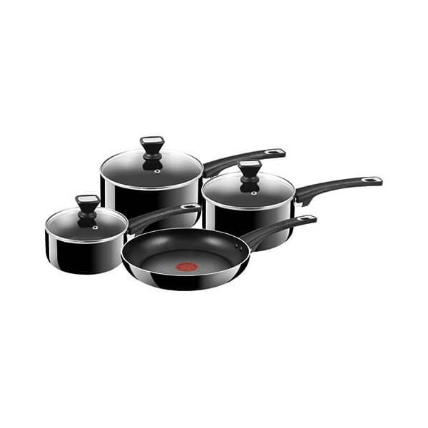 Jamie Oliver Hard Enamel Essential 4 Piece Pan Set